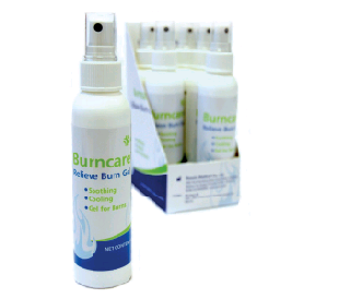 Burncare spray flacon