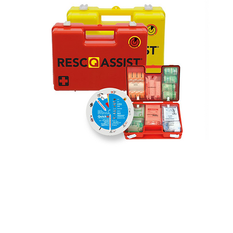 Resc-Q-Assist Q100 koffer
