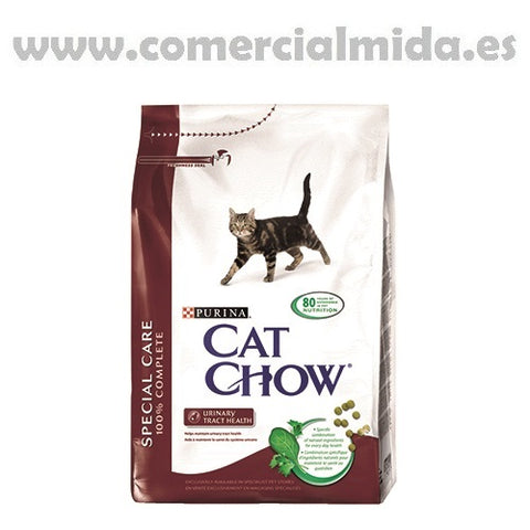 Pienso PURINA CAT CHOW URINARY CON POLLO para gatos
