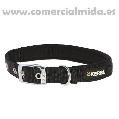 Collar KERBL MIAMI PLUS negro