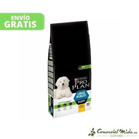 Pienso PURINA PRO PLAN LARGE ROBUST para cachorros