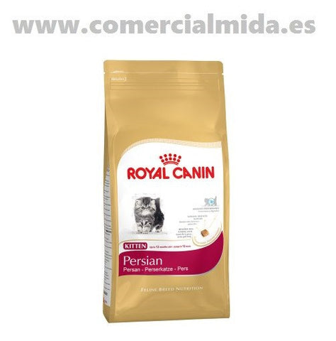 Pienso ROYAL CANIN PERSIAN KITTEN para gatitos PERSAS
