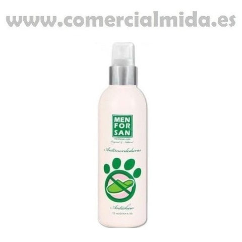 Spray MENFORSAN ANTIMORDEDURAS 125ml para perros