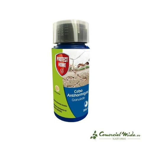 Cebo anti hormigas PROTECT HOME 200g