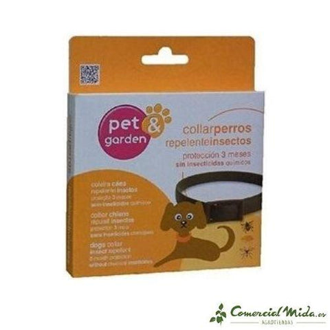 Collar natural PET&GARDEN cachorros