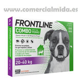 Frontline Combo Spot On Perros Grandes 6 Pipetas