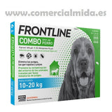 Frontline Combo Spot On Perros Medianos 3 Pipetas