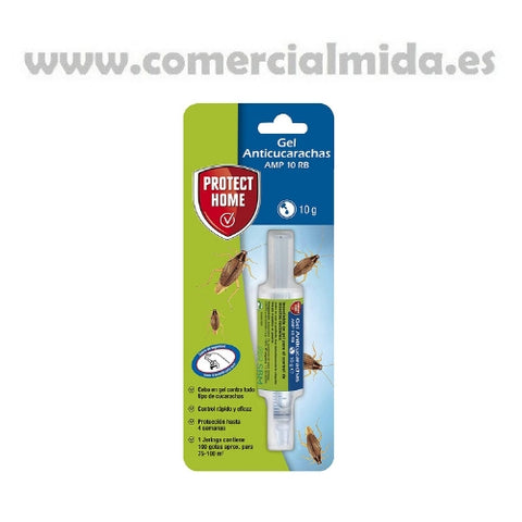 Protect Home SBM Gel Anti Cucarachas 10g