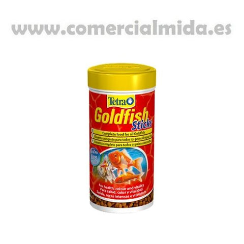 Tetra Goldfish Sticks 93g/250ml