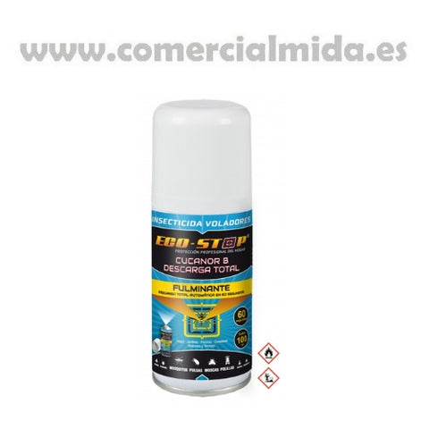 Insecticida ECO STOP Cucanor B 150 ml en DESCARGA TOTAL