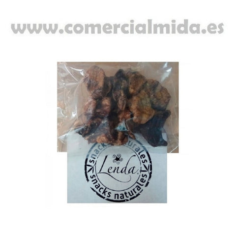 Snacks naturales LENDA Nubes ternera