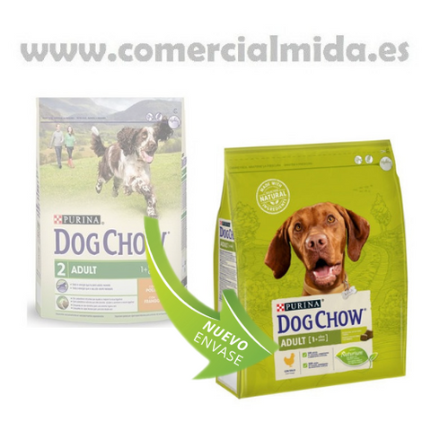 Dog Chow Adult con pollo