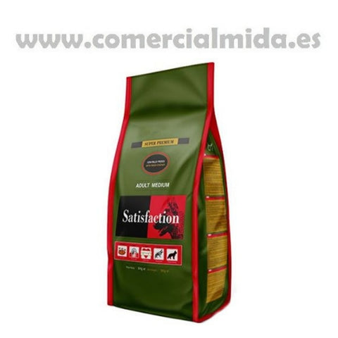 Satisfaction Adult Medium 15 kg.