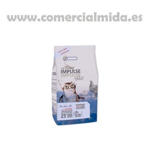 NATURAL IMPULSE CAT Pienso para Gatos Adultos