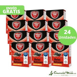 Raticida Cereal Rodicum BD de Protect Home 150 gr pack de 24 unidades