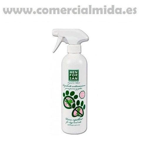 Spray MENFORSAN ANTI ORINES 500 ml para perros y gatos
