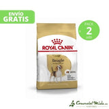 ROYAL CANIN BEAGLE ADULT  pack de 2 unidades