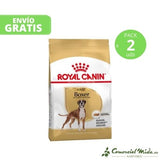 ROYAL CANIN BOXER ADULT pack de 2 unidades
