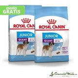 ROYAL CANIN GIANT JUNIOR pack de 2 unidades
