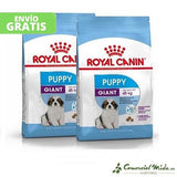 ROYAL CANIN GIANT PUPPY pack de 2 unidades