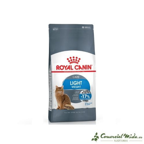 ROYAL CANIN LIGHT WEIGHT CARE GATOS