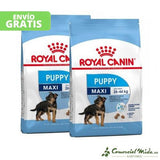 ROYAL CANIN MAXI PUPPY pack de 2 unidades