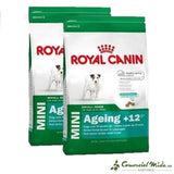 Pienso ROYAL CANIN MINI AGEING 12+ pack 2 unidades