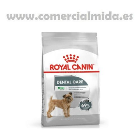 Pienso ROYAL CANIN MINI DENTAL CARE 3 kg