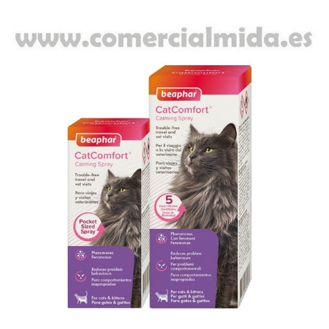 Beaphar CatComfort Spray Feromonas Gatos