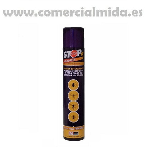 Spray matamoscas MASSO STOPA VOLADORES 750ml