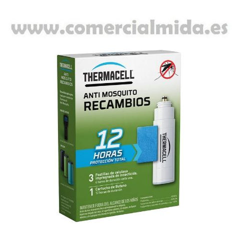 Thermacell Recambio 12 horas