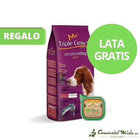 Pienso TRIPLE CROWN SENSITIVE DOG para perros sensibles