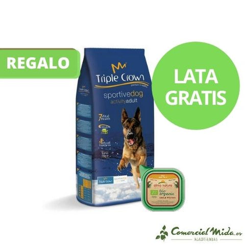 Pack Ahorro Pienso Perros Triple Crown Sportive Dog