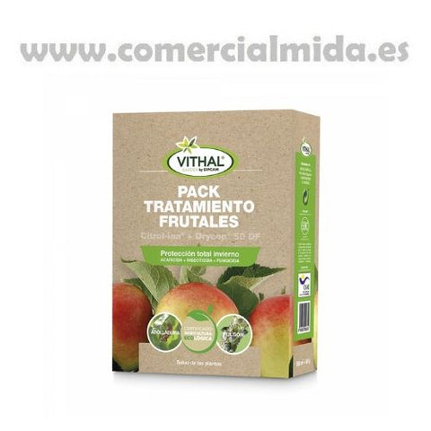 Pack Tratamiento Frutales Sipcam
