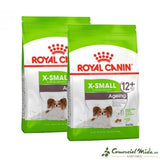 Pienso ROYAL CANIN X-SMALL AGEING 12+ Pack de 2 unidades