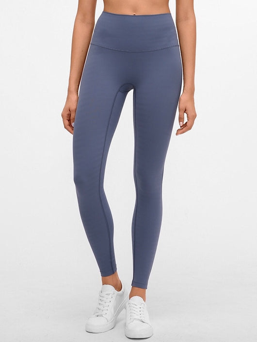 YOBABY APPAREL - BlissTech Seamless leggings BLUE HAZE