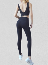 YOBABY APPAREL - Swan activewear set NOIR