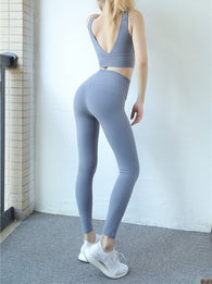 Dawn Super high waist leggings - NEW Swan Lake activewear collection - Yobaby Apparel