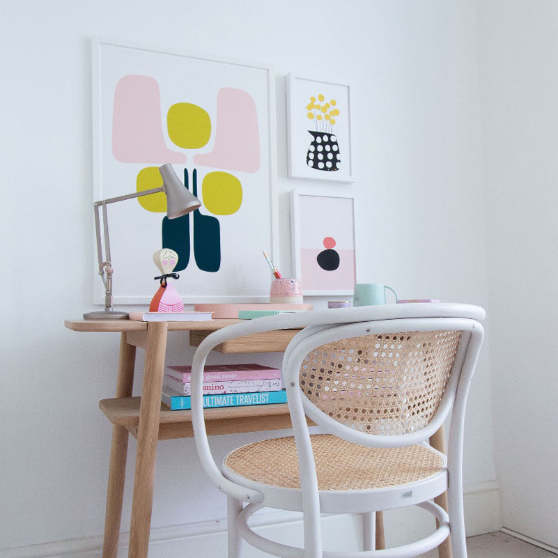Colourful start to 2019 - Prints featured by Littlebigbell