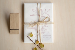Plant Study 5 Card Pack & Moebe Oak Pinch