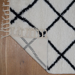 Wool HandKnotted  Moroccan Carpet_Whitney
