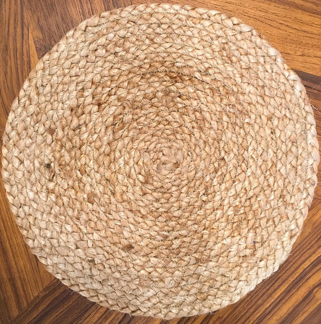 Kasauli Hemp Round Placemat