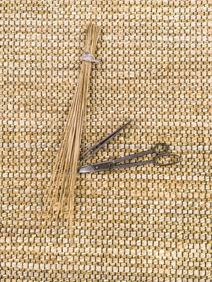 Hemp & Sea Grass Handwoven Rug - HummingHaus