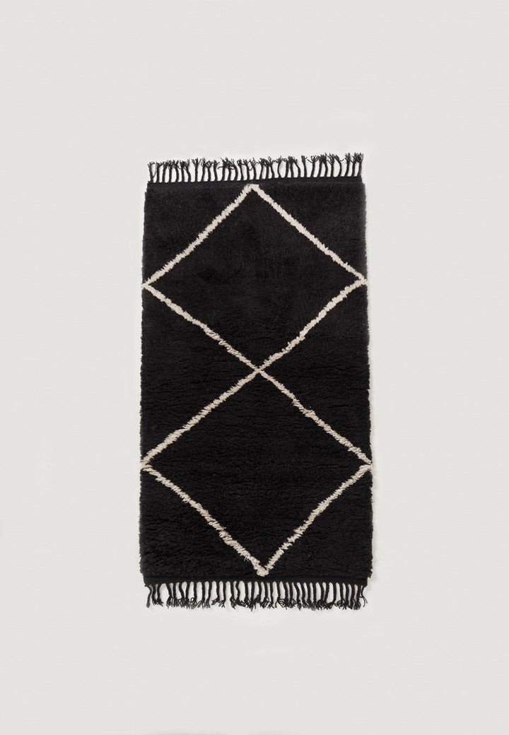 Wool Handknotted Moroccan Carpet _Lido