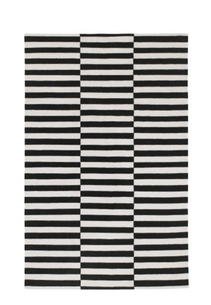 Wool HandTufted Carpet _ Axel Stripe