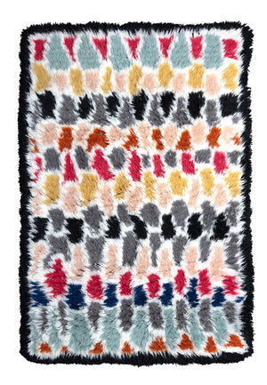Wool Hand Tufted Carpet _Misha
