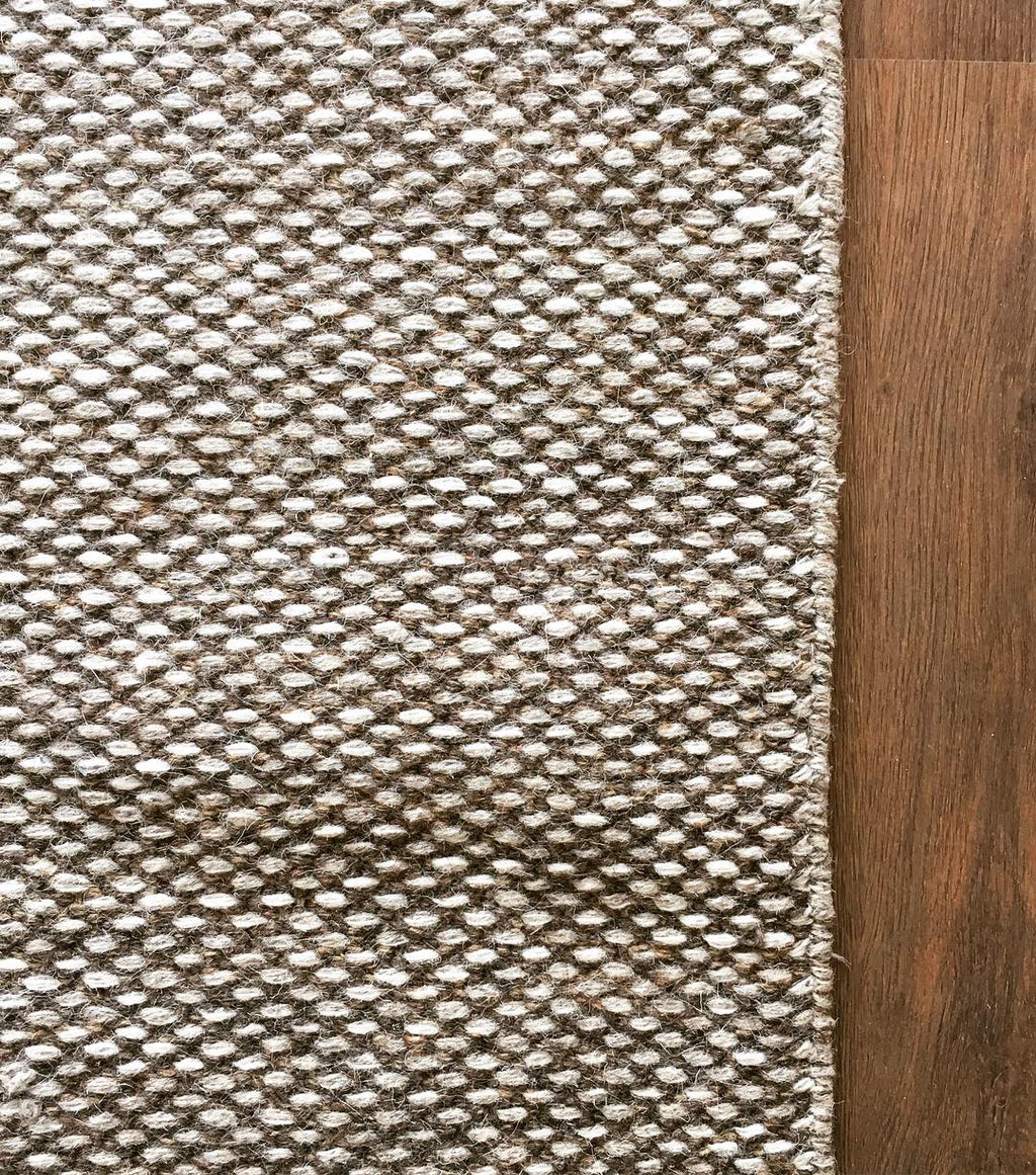 Woolen HandWoven Dhurry -Bee Hive