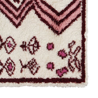 Wool Hand Knotted Moroccan Carpet_Roman