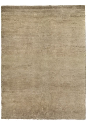 Linen Hand Knotted Carpet _ Hyde