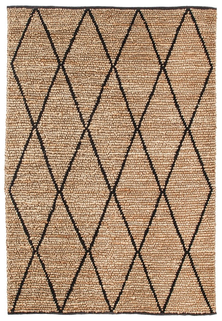Hemp Hand Woven Rug Loop_ Oxford